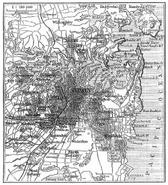 Karte Sydney MKL1905