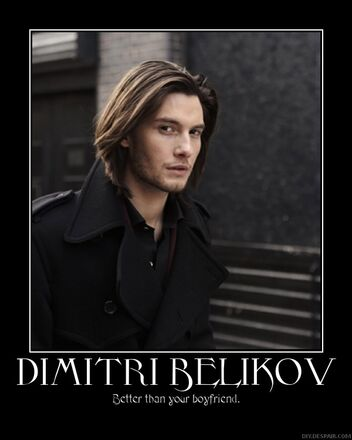 Dimitri Belikov by dogangelsrule