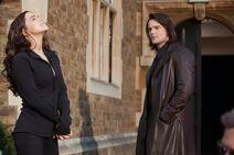 Dimitri looking at Rose