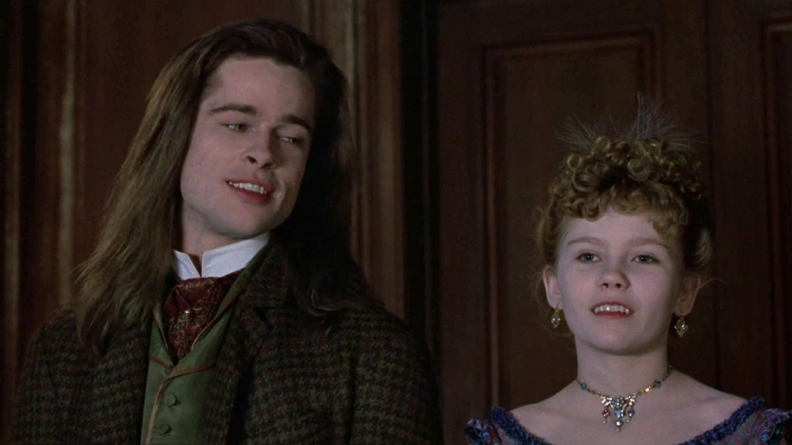 Interview With The Vampire Louis And Lestat Louis de Pointe du Lac...