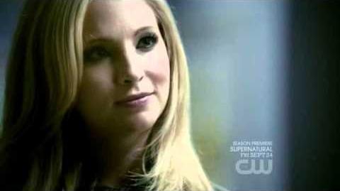 Caroline kicks Damon's ass (2X02)