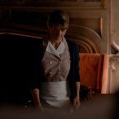 Gespielt von: Nisey Woods<br /><b>Lucy</b><br />Sie war die Haushälterin der <a href=