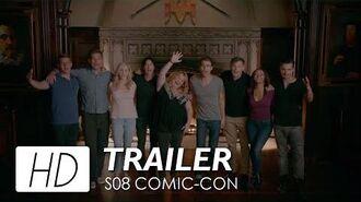 The Vampire Diaries Season 8 Comic-Con Trailer - The Final Season HD