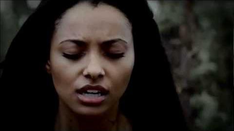 3x21 Klaus dies, saving Elena The Vampire Diaries