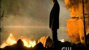 The Vampire Diaries 2x21 - Bonnie takes on Klaus; Elijah and Klaus escape