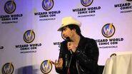 Ian Somerhalder at Wizard World Raleigh 2