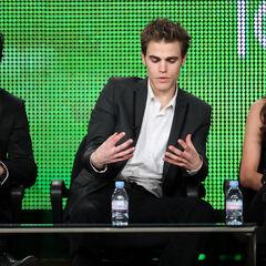 Ian Somerhalder, Paul Wesley, Nina Dobrev