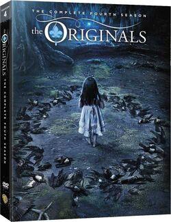 TheOriginals S4 DVD
