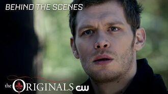 The Originals Favorite Scenes Joseph Morgan & Danielle Rose Russell The CW