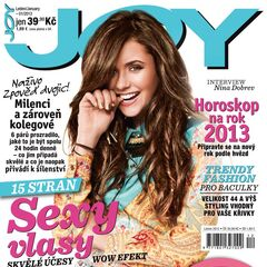 Joy — Jan 2013, Turkey, Nina Dobrev