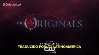 """The Originals 4x05 promo extendida """"I Hear You Knocking"""" sub en español"""