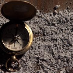 Unknown Dark Compass