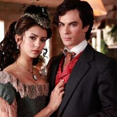 Damon and katherine