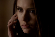 Katerina on the phone