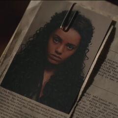 Eva Sinclaire's file