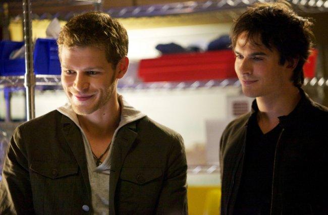 Damon and Klaus | The Vampire Diaries Wiki | FANDOM powered
