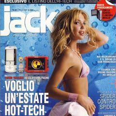 Jack — Jul 2007, Italy, Arielle Kebbel