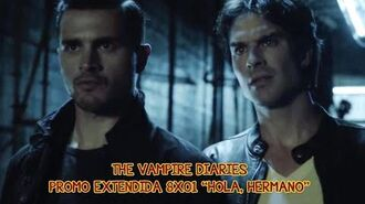 """The Vampire Diaries 8x01 """"Hola, hermano"""" - Promo Extendida (Sub Español)"""