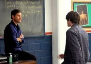 Alaric and Jeremy Talk