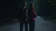 Damon met elena first