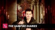 The Vampire Diaries - My Dinner Date with..