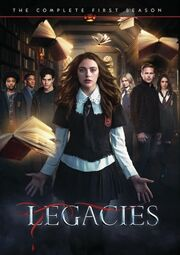 Legacies S1 DVD
