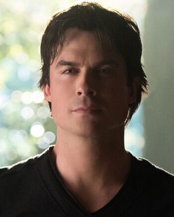 damon doesnt want to lose his job