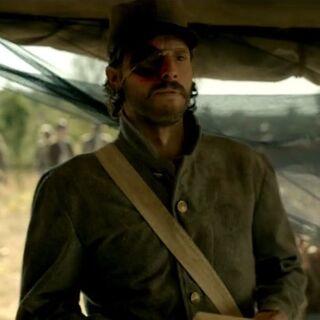 Gespielt von: Bret McKee<br /><b>Soldat</b><br />Er ist verletzt und taucht im Lager von <a href=