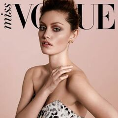 Miss Vogue — Jun 2013, Australia, Phoebe Tonkin