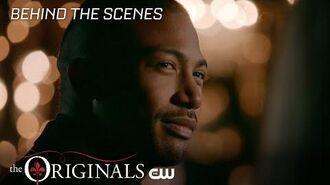 The Originals Memories Charles Michael Davis & Riley Voelkel The CW