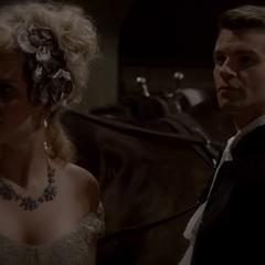 Elijah enters Rebekah's mind