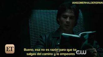The Vampire Diaries Sneak Peek 8x01 - Hello, brother (Sub Español)