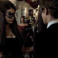 Katherine flirtet mit Matt
