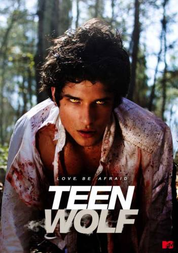 Image result for teen wolf season 1 poster