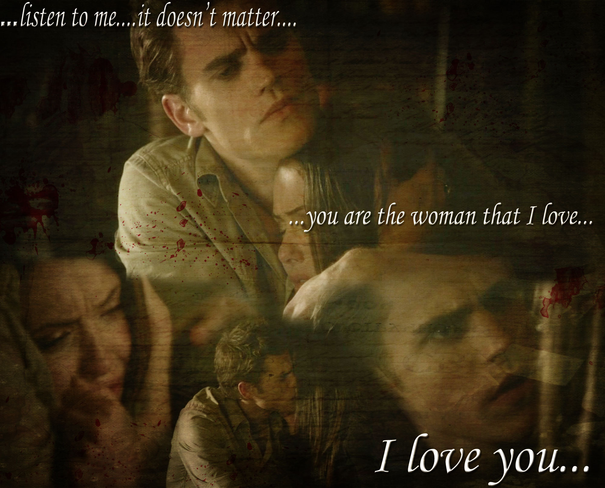 Vampire Diaries Stefan And Elena Quotes 12671 Loadtve