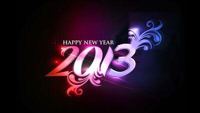 2013-Happy New Year
