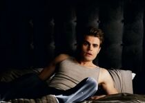 Stefan Salvatore in Death and the Maiden