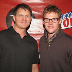 Kevin Williamson, Zach Roerig
