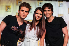 Paul, Nina e Ian