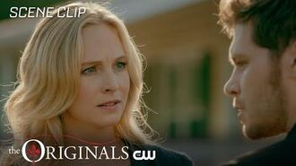 The Originals What, will, I, have, left Scene The CW