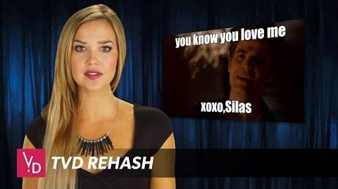 The Vampire Diaries - Rehash Monster's Ball