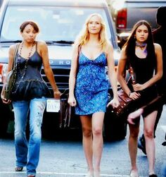 Bonnie, Caroline and Elena 3x6