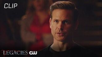 Legacies What Was Hope Doing In Your Dreams? Scene The CW