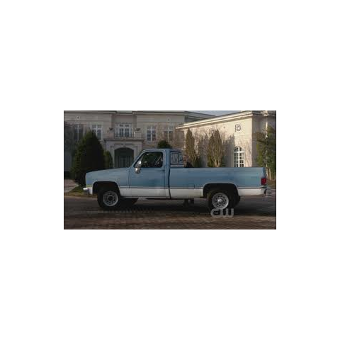 Matt's Chevy K20 Pickup