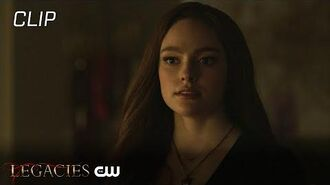 Legacies Season 2 Episode 9 I Couldn't Have Done This Without You Scene The CW