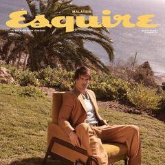 Esquire — December 2019, Malaysia, Ian Somerhalder