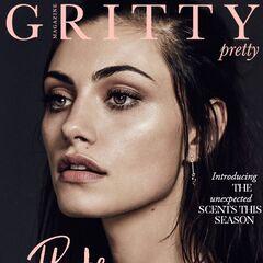 Gritty — Mar 2016, Australia, Phoebe Tonkin