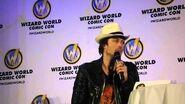 Ian Somerhalder at Wizard World Raleigh 4