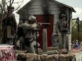 Die Schlacht am Willow Creek