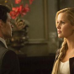 Elijah und Rebekah
